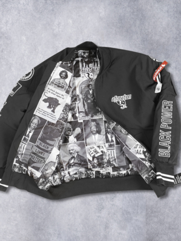Black Panther Party Bomber Jacket